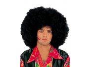 comprar peluca afro Rojo