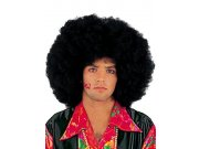 comprar peluca afro Amarillo