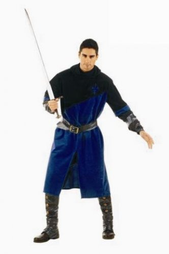 Disfraz de  Lancelot Medieval deluxe