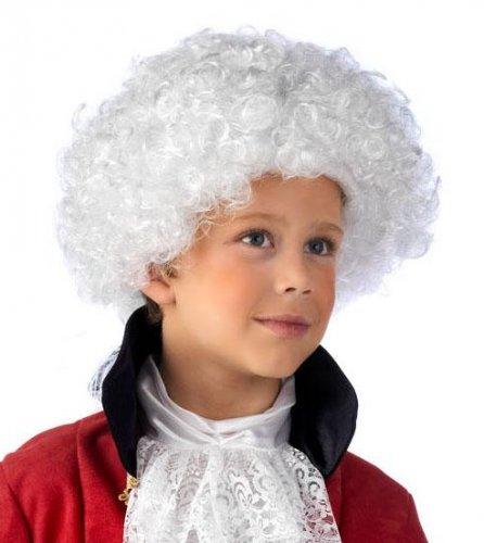 peluca epoca niño Talla única