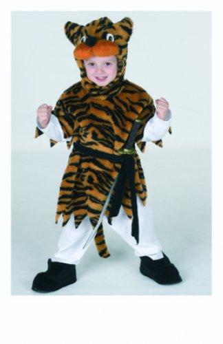 Disfraz de Tigre Ninja