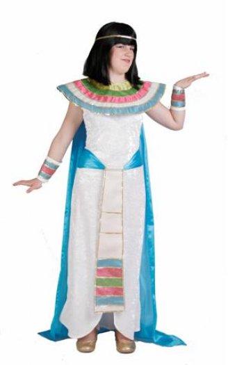 Disfraz de Cleopatra adulta