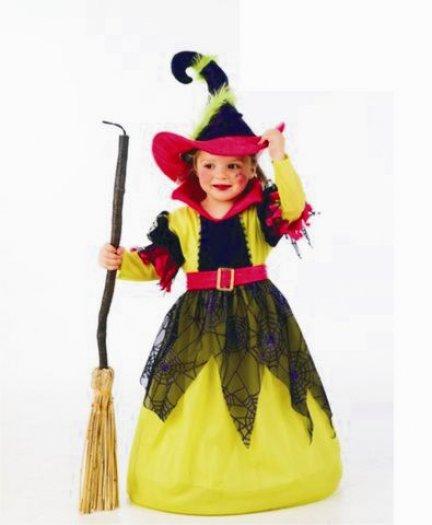 Disfraz de Brujita Telarañas