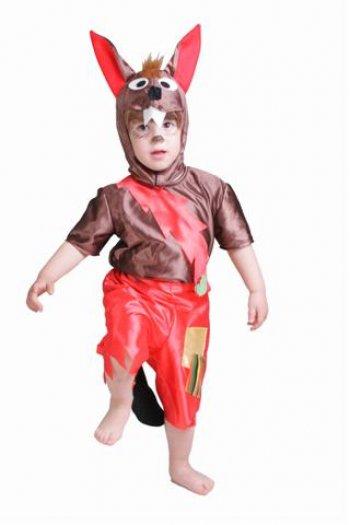 Disfraz de Lobo en rasete
