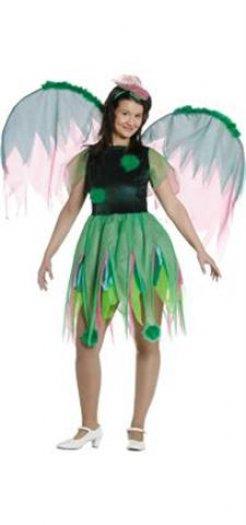 Disfraz de Hada del bosque.